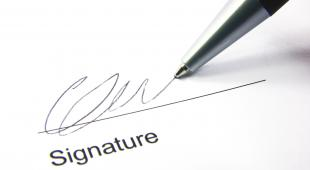 Signature Management Software